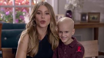 St. Jude Children's Research Hospital TV Spot, 'Thanks and Giving: Sofia' - 147 commercial airings