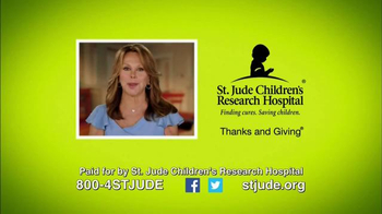 St. Jude Children's Research Hospital TV Spot, 'Thanks and Giving: Sofia' - Thumbnail 10