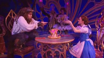NETworks Presentations TV Spot, 'Beauty and the Beast: Paramount Theatre' - 1 commercial airings
