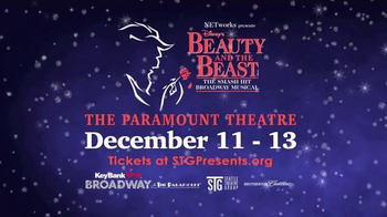 NETworks Presentations TV Spot, 'Beauty and the Beast: Paramount Theatre' - Thumbnail 5