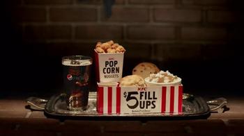 KFC $5 Fill Up TV Spot, 'Won't Stop' Featuring Norm Macdonald - Thumbnail 3