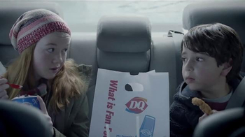 Dairy Queen $5 Buck Lunch TV Spot, 'Christmas Tree' - Thumbnail 3