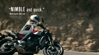 Yamaha Motorsports TV Spot, 'One Ride and You'll Know' - Thumbnail 5
