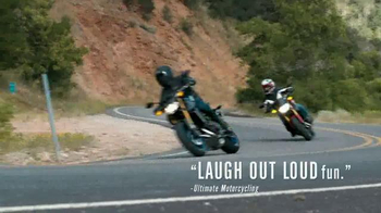Yamaha Motorsports TV Spot, 'One Ride and You'll Know' - Thumbnail 7