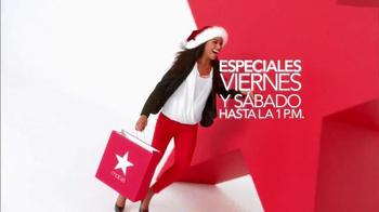Macy's La Venta de Súper Sábado TV Spot, 'Suéteres Navideños' [Spanish] - Thumbnail 2