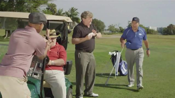 Blue-Emu TV Spot, 'Golf Outing' Featuring Johnny Bench - Thumbnail 1