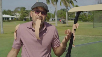 Blue-Emu TV Spot, 'Golf Outing' Featuring Johnny Bench - Thumbnail 4