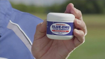 Blue-Emu TV Spot, 'Golf Outing' Featuring Johnny Bench - Thumbnail 6