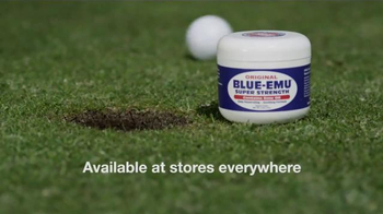 Blue-Emu TV Spot, 'Golf Outing' Featuring Johnny Bench - Thumbnail 7