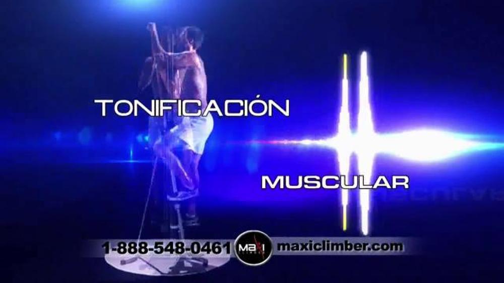 MaxiClimber Promoci??n Black Friday TV Commercial, 'Quema grasa'
