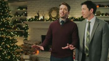 HGTV Magazine TV Spot, 'Holiday Design' Feat. Joanna Gaines, Chip Gaines
