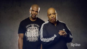 Spike TV TV Spot, 'Veterans Operation Wellness' Featuring Run D.M.C.