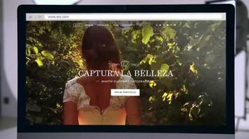 Wix.com TV Spot, 'La página web de un fotógrafo' [Spanish] - Thumbnail 7