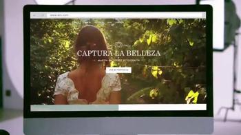Wix.com TV Spot, 'La página web de un fotógrafo' [Spanish] - Thumbnail 8