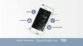 Square Trade TV Spot, 'Protect Your Phone' - Thumbnail 4
