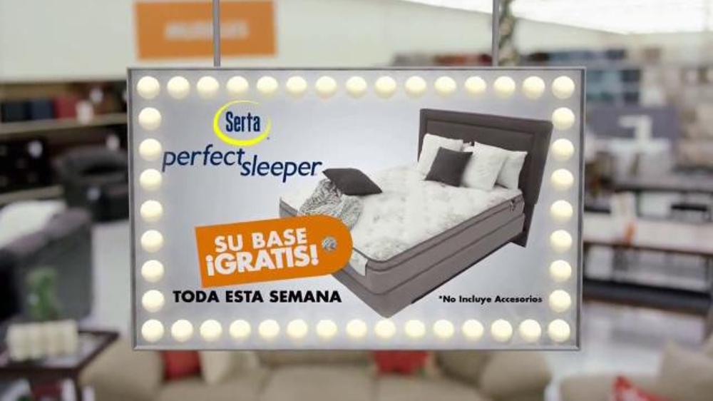 Big Lots TV Commercial, 'Para ni??os y adultos: colch??n de Serta'