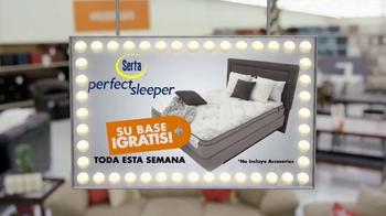 Big Lots TV Spot, 'Para niños y adultos: colchón de Serta' [Spanish]
