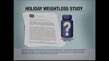 Lipozene TV Spot, 'Holiday Weightloss' - Thumbnail 2