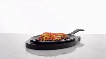 Arby's Steak Fajita Flatbreads TV Spot, 'Trade Off' - Thumbnail 1