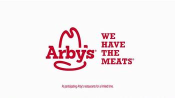 Arby's Steak Fajita Flatbreads TV Spot, 'Trade Off' - Thumbnail 4