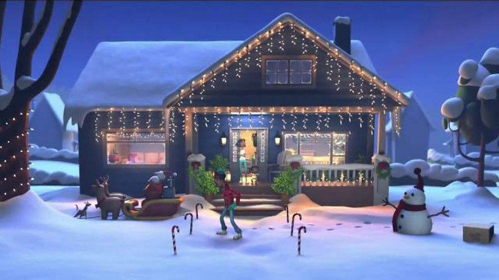lowes black friday tv commercial christmas tree deal ispottv - Black Friday Christmas Lights