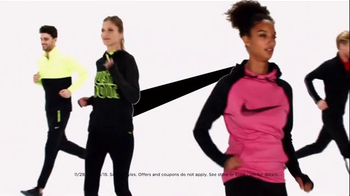Kohl's Nike Sale TV Spot, 'Apparel, Shoes and Accessories' - Thumbnail 5