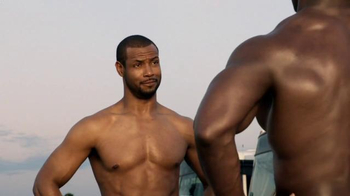 Old Spice TV Spot, 'Truce' Featuring Terry Crews, Isaiah Mustafa - Thumbnail 5