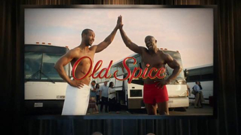 Old Spice TV Spot, 'Truce' Featuring Terry Crews, Isaiah Mustafa - Thumbnail 6