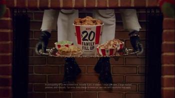 KFC $20 Family Fill Up TV Spot, 'Holiday Entrances' Feat. Norm Macdonald - Thumbnail 7