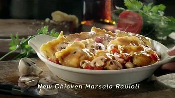 Olive Garden TV Spot, 'Raviolis So Nice, We Filled Them Twice' - Thumbnail 6