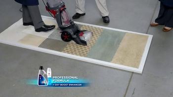 Bissell Proheat 2X Revolution Pet TV Spot, 'Express Clean Lab Test' - Thumbnail 8