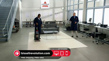 Bissell Proheat 2X Revolution Pet TV Spot, 'Express Clean Lab Test' - Thumbnail 2