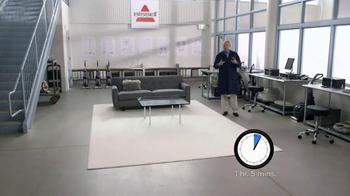 Bissell Proheat 2X Revolution Pet TV Spot, 'Express Clean Lab Test' - Thumbnail 4