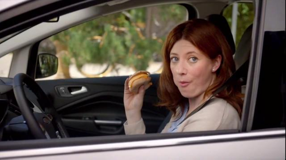 McDonald's All Day Breakfast Menu TV Commercial, 'Motorcycle'