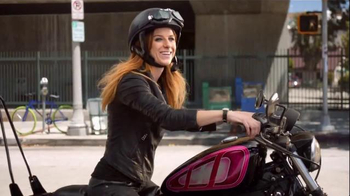 McDonald's All Day Breakfast Menu TV Spot, 'Motorcycle' - Thumbnail 8