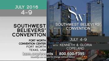 Kenneth Copeland Ministries TV Spot, '2016 KCM Events: April-July' - Thumbnail 4