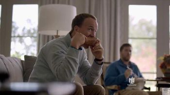 Nationwide Insurance TV Spot, 'Happy Thanksgiving' Featuring Peyton Manning - 2 commercial airings