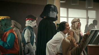 Subway TV Spot, 'Star Wars: The Force Awakens: The Fans Are Strong' - Thumbnail 2