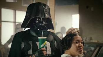 Subway TV Spot, 'Star Wars: The Force Awakens: The Fans Are Strong' - Thumbnail 5
