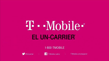 T-Mobile TV Spot, 'Cámbiate' [Spanish] - Thumbnail 9