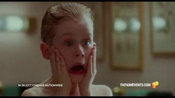 Fathom Events TV Spot, 'Home Alone: 25th Anniversary'