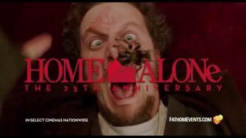 Fathom Events TV Spot, 'Home Alone: 25th Anniversary' - Thumbnail 4