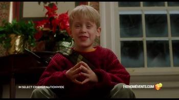 Fathom Events TV Spot, 'Home Alone: 25th Anniversary' - Thumbnail 5