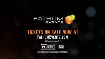 Fathom Events TV Spot, 'Home Alone: 25th Anniversary' - Thumbnail 7