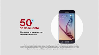 Verizon TV Spot, 'Holidone Samsung Galaxy S6' [Spanish] - Thumbnail 4