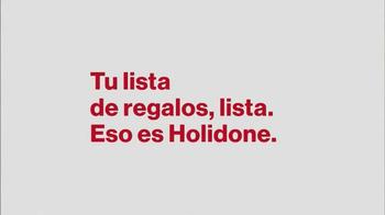 Verizon TV Spot, 'Holidone Samsung Galaxy S6' [Spanish] - Thumbnail 6
