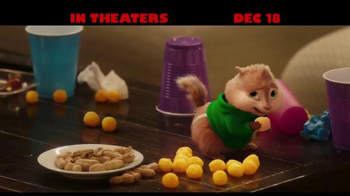Alvin and the Chipmunks: The Road Chip - Alternate Trailer 10