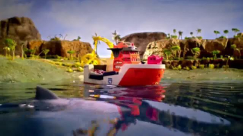Matchbox Marine Rescue Shark Ship TV Spot, 'Mission'