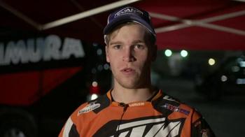 Evans Waterless Engine Coolant TV Spot, 'Motorcross Coolant' - Thumbnail 8