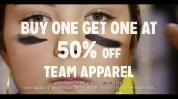 Kmart Buy One Get One Sale TV Spot, 'Team Apparel' Song by The Flaming Lips - 683 commercial airings